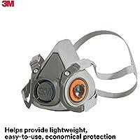 3M™ Half Facepiece Reusable Respirator, 6200, medium