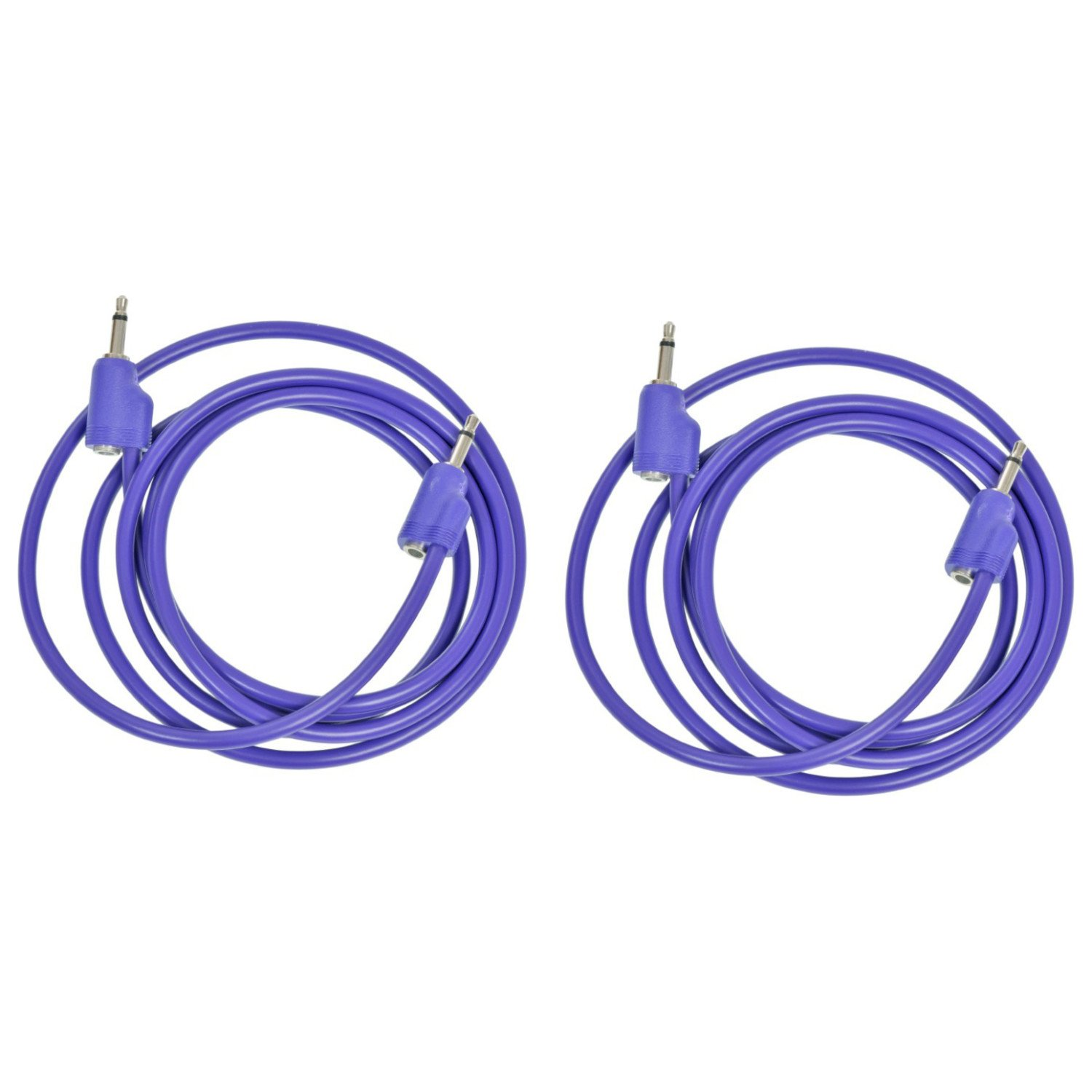 Tiptop Audio Purple 150cm Stackcables 2 PACK