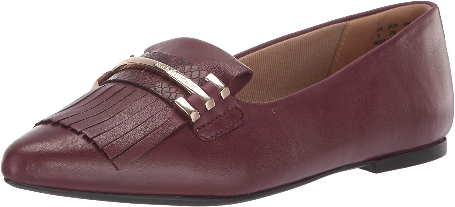 Hush SEAL limited product Puppies Women's Sadie Max 54% OFF Loafer Flat Kiltie