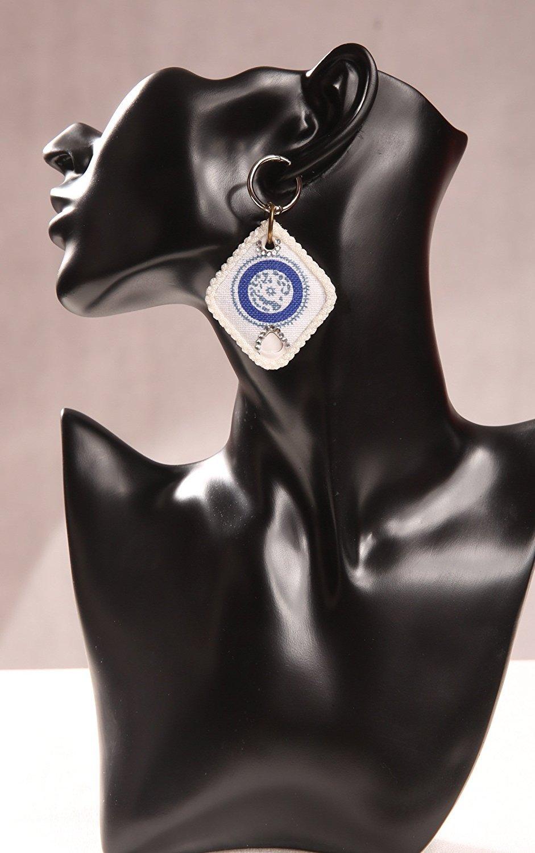 Smart Tracker, Accelerometer Anti-lost Sensor, Bluetooth 4.0 BLE Anti-lost Earrings for women