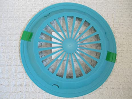 Bright Blue 10-3/8u0026quot; Plastic Paper Plate Holders ... : plastic paper plate holders - pezcame.com