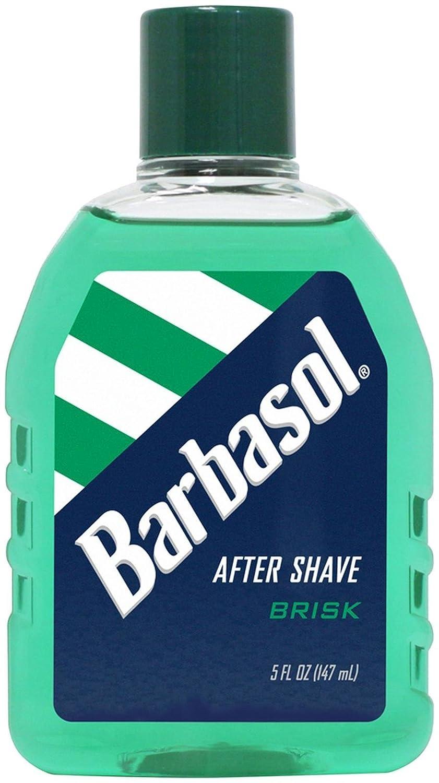 Barbasol After Shave Lotion, Brisk - 5 Oz 00950 116-244