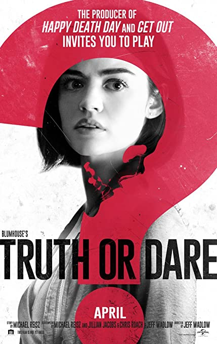 Image result for Truth or Dare poster