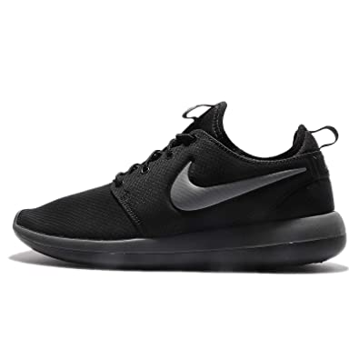 new style e9531 b8dd4 Image Unavailable. Image not available for. Color Nike Mens Roshe Two SE,  BLACKDARK GREY-ANTHRACITE ...