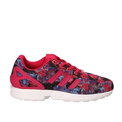 on sale ee442 85e9b Amazon.com: adidas Originals ZX Flux J BB2878 Sneakers ...