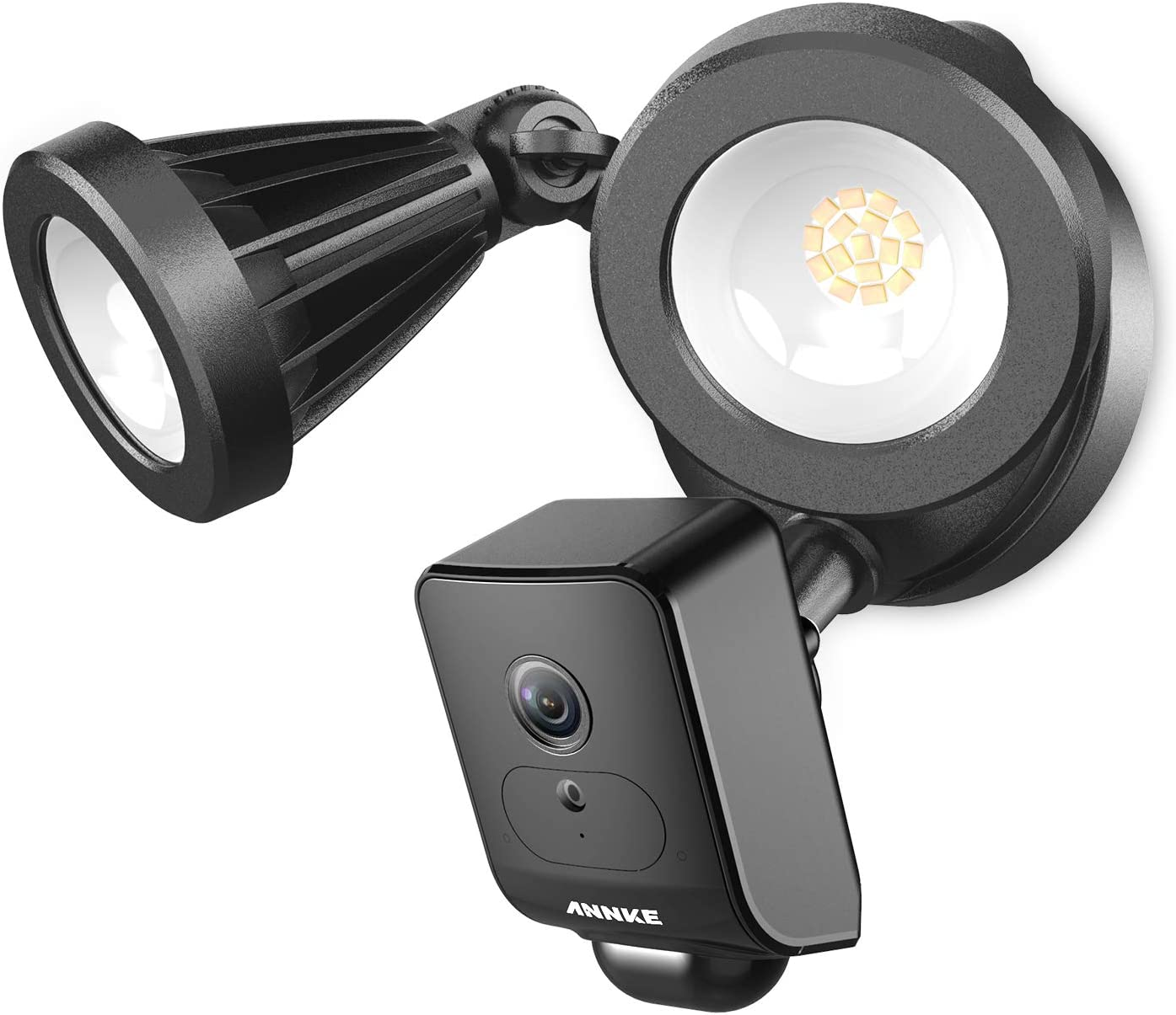 Annke Ai Floodlight Camera Hd Wireless Outdoor Security