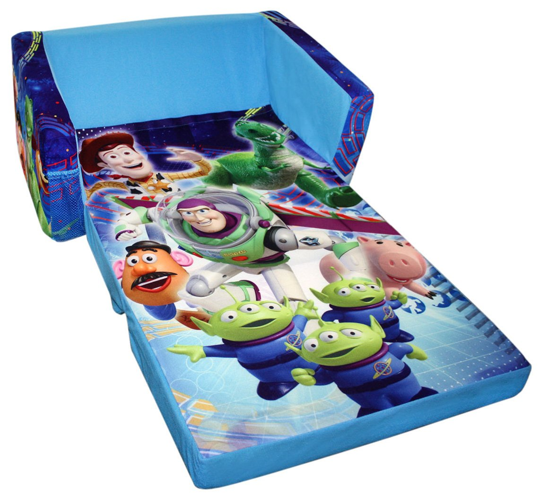 Amazoncom Marshmallow Flip Open Sofa Toy Story Toys Games