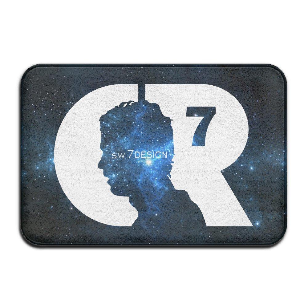 Cristiano Ronaldo CR7 Logo antideslizante casa jardín puerta ...