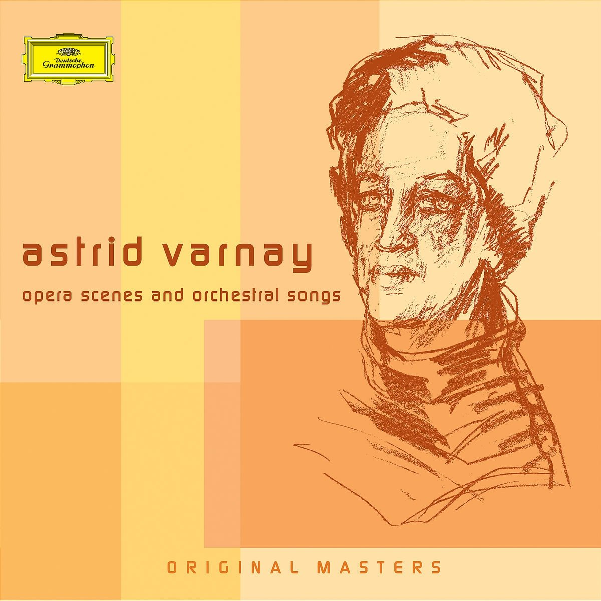 Astrid Varnay: Opera Scenes and Orchestral Songs by Deutsche Grammophon