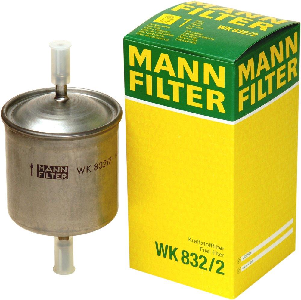 Mann Filter Wk8322 Fuel Car Motorbike 1998 Volvo S70 Location