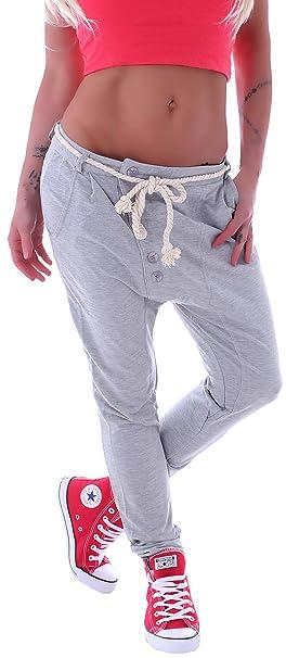 Damen Shorts Kurze Hose Pants Panty Capri Slim Hüfthose Stretch Camouflage Khaki