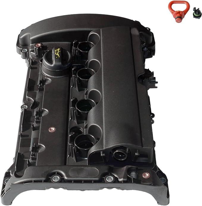 SSGLOVELIN Coperchio punterie del Motore guarnizioni in Forma for 07-12 Mini Cooper S JCW R55 R56 R57 R58 R59 N13 N18 11.127.646,555 Mila 11.127.646,552 Mila
