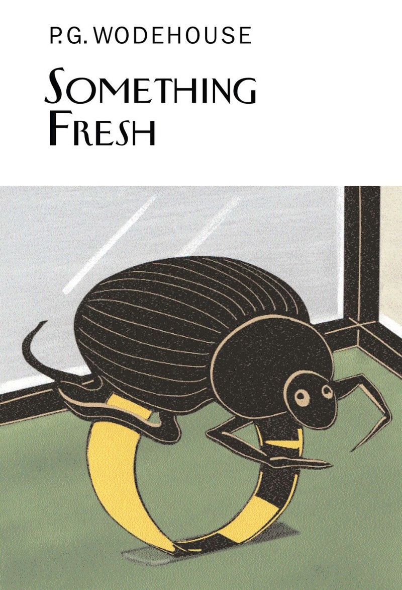 Something Fresh (Collector's Wodehouse)