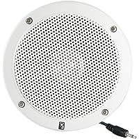 """PolyPlanar 5"""" VHF Extension Speaker - Flush Mount - (Each)White"""
