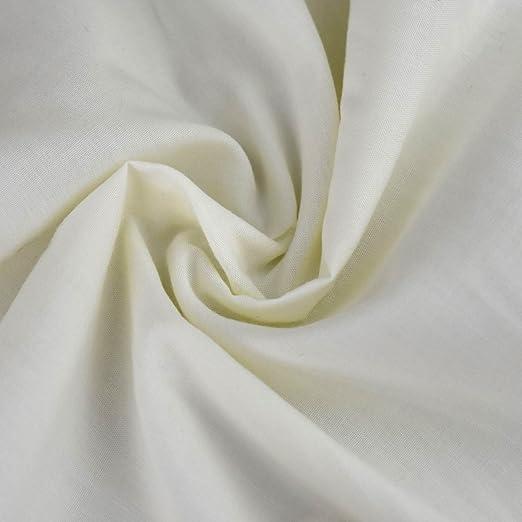 45 Wide Poly algodón popelín Craft Vestido Dance tela, por metro ...