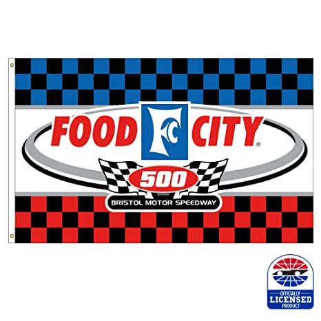 Image Unavailable. Image not available for. Color: Bristol Motor Speedway Food ...