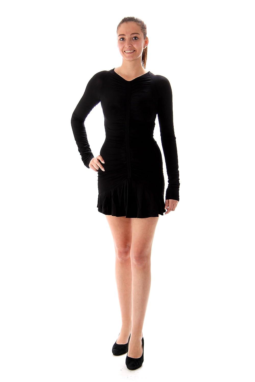 Balmain Pierre Ladies Dress Size 44 Black (IT)