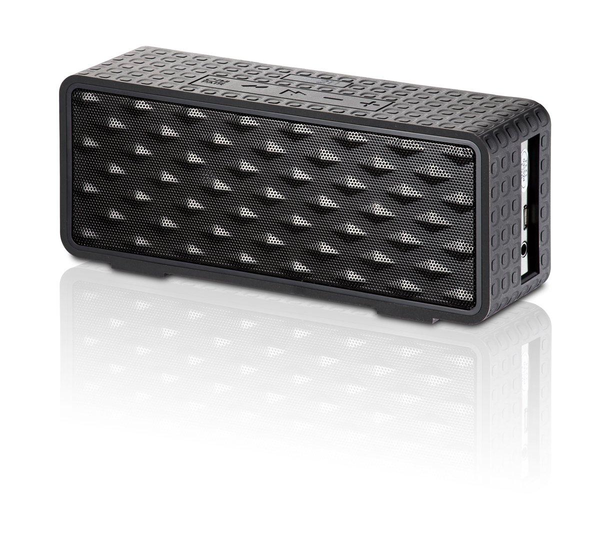 Aiptek Air2U E20 Bluetooth Lautsprecher (Bluetooth, USB, Stereo, Aux ...