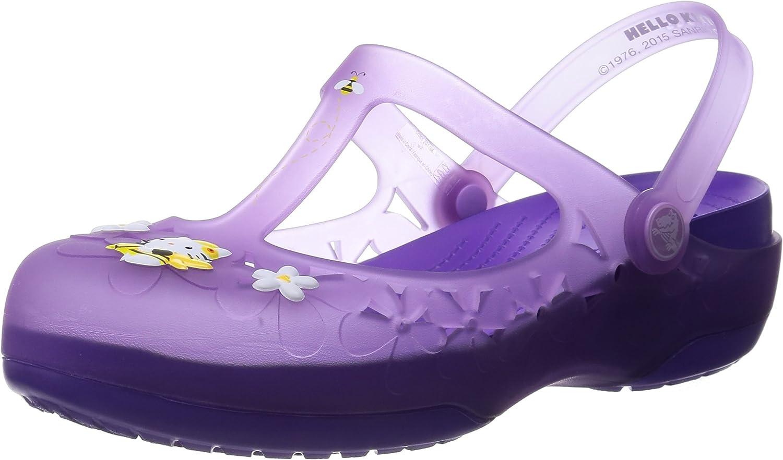 Crocs Women's Carlie Flower Clog