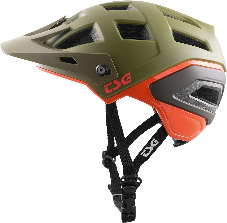 750141 satin-Black Unisex TSG Scope Solid Color Helmet