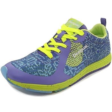 Desigual Shoes_x-Lite 2.0 - Zapatillas de Deporte Mujer: Amazon.es: Zapatos y complementos