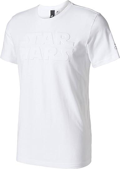 Posible haga turismo Persona especial  adidas Star Wars Camiseta Hombre: Amazon.es: Ropa y accesorios