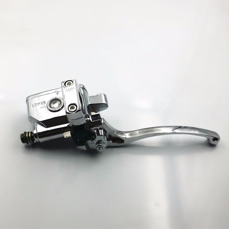 7//8 22mm Front Right Brake Master Cylinder for CB400 CB Custom Chrome
