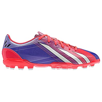 meet 4e3b1 04a6b Adidas Mens Messi F30 TRX AG Football Boots G95000 (6 UK) Amazon.co.uk  Shoes  Bags