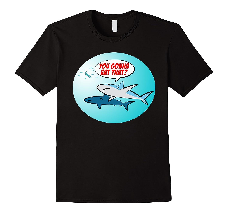 Funny Shark Lover T-Shirt-TH