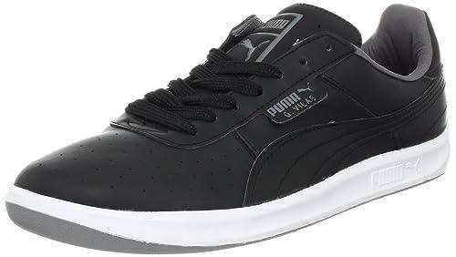 Puma G. Vilas L2 - Zapatillas de Material Sintético para Hombre Negro Negro, Color, Talla 45 EU: Amazon.es: Zapatos y complementos