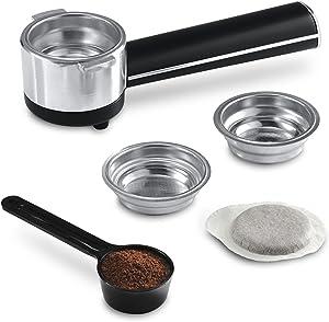 Zubehör für De'Longhi ECI 341.BK DISTINTA Espressomaschine mit Siebträger