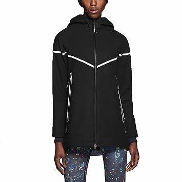 Nike reflective jacket women's
