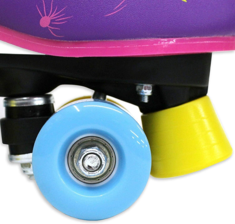 Kingdom GB Patines de Ruedas Venus Quad Wheels
