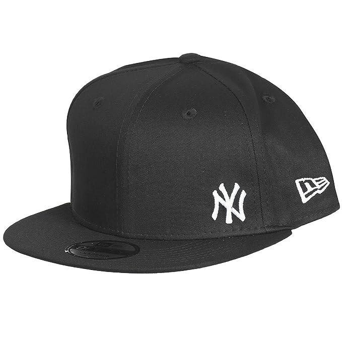 buona vendita bene fuori x prezzo accessibile New Era 9Fifty New York NY Yankees MLB Flawless Nero Snapback ...
