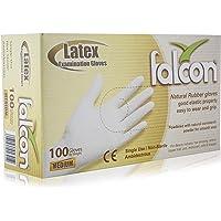 SNH Latex Powdered, Medium, 100 Units