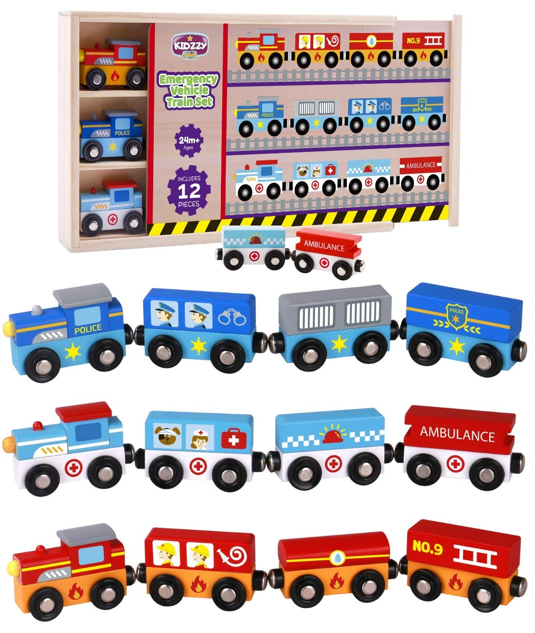 Top 9 Best Train Sets for Toddlers Reviews in 2021 18