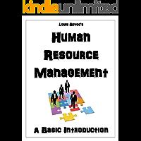 Human Resource Management: A Basic Introduction
