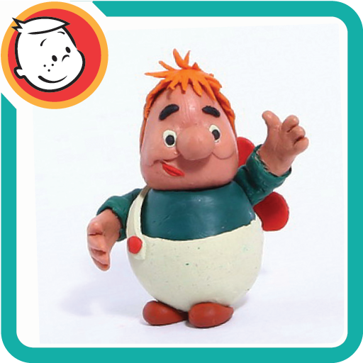 Learn to sculpt in clay Cartoon characters