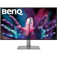 "BenQ PD3220U 32"" 4K UHD IPS Display P3 Professional Monitor, Display P3, DCI-P3 and sRGB Colour Space, Thunderbolt 3, HDR10, E2E Ultra-Thin Bezel"