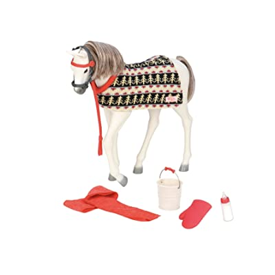 Our Generation - FJORD NORWEGIAN FOAL - Comes with Everything your Child Needs for Hours of Fun: Toys & Games