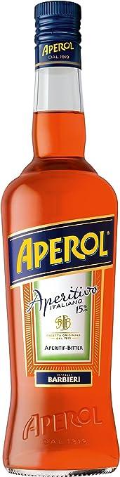 14 opinioni per Aperol Aperitivo 11 Ml.700