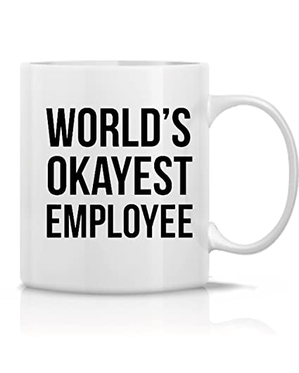 My hot ass teacher Buy Hot Ass Mug S World S Okayest Employee Mug Great Gift For Dad Mom Husband Wife Sister Brother Co Worker Some Bosses Teacher Funny Humor And Sarcasm White Ceramic