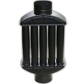 Awesome JWS Abgaswärmetauscher Rauchgaskühler, Kamin Rauchrohr, 130 Mm, ID1084
