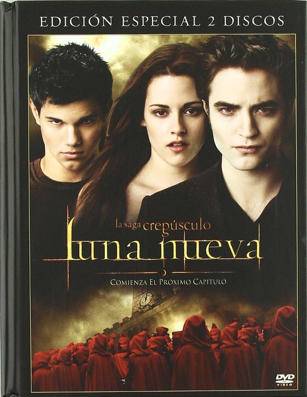 Luna nueva (Edición Especial) [DVD]: Amazon.es: Kristen Stewart ...