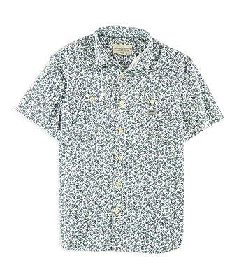 a036e80e Polo Ralph Lauren Men's Denim and Supply Floral Short Sleeve Button Down  Shirt ...
