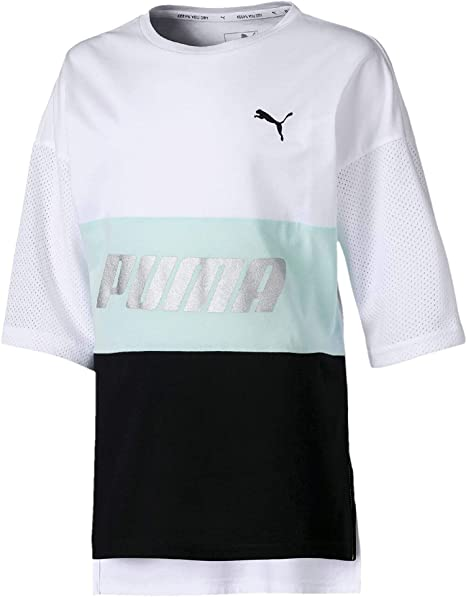 Maglietta Bambina PUMA Modern Sports Boyfriend G