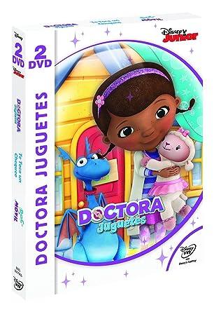 Pack Doctora Juguetes: El Doc-Móvil + Te Toca Un Chequeo DVD ...