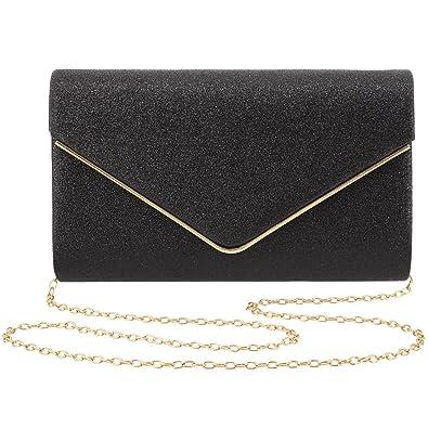 Amazon.com: gabrine para mujer noche bolsa de sobre bolso de ...