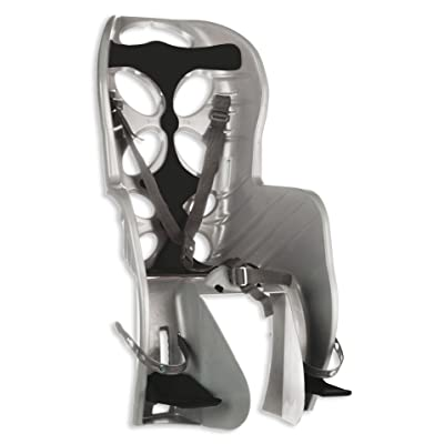 'Nfun curieux–Siège arrière au portapacco mixte enfant
