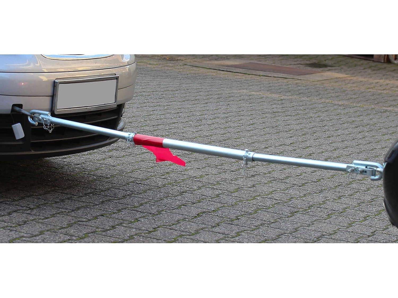 3/Pcs Car Tow Bar Tow Rope 2/Ton 2000kg 1.8/m with Bag
